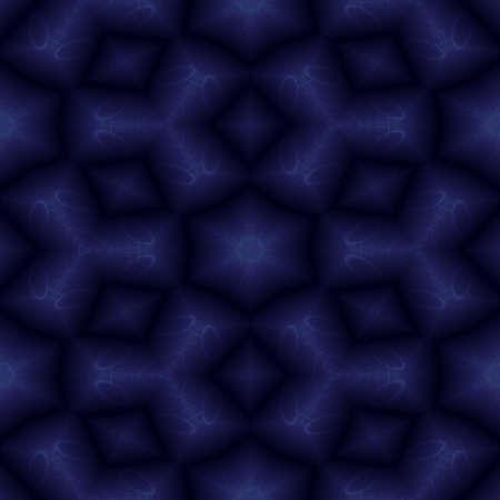 Exemplar: Illustration blue tille pattern suitable as bakground or texture.