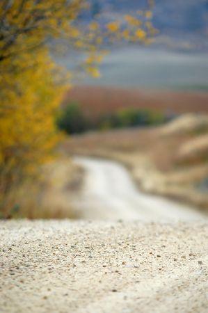 Country Road Фото со стока