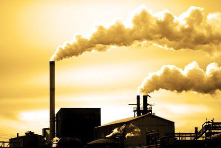 carcinogen: Detalle de la contaminaci�n procedente de la f�brica de humo pilas
