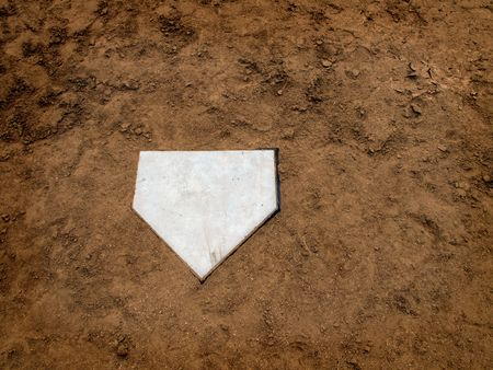 Homeplate in Baseball
