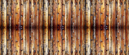 Detailed closeup of old wooden fence Stock Photo - 17670633