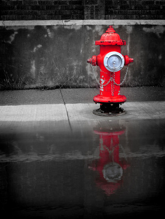 Water Hydrant Stock Photo