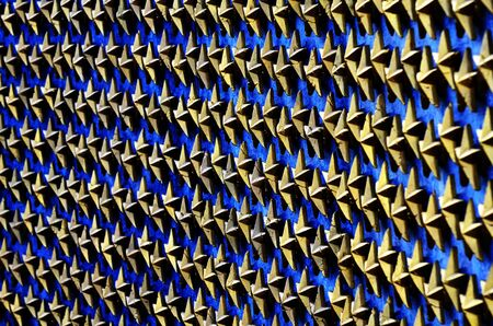 fallen: World War II war monument in DC with gold stars for fallen soldiers