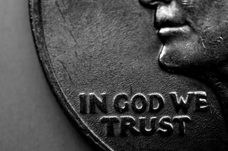 in god we trust: Cash Coins Silver American Dollars In God We Trust