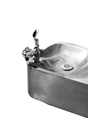 fountain: Drinking Fountain water drink hydration stainless steel