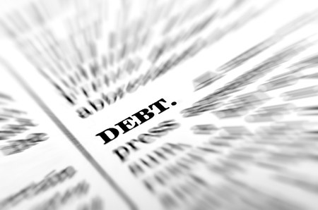 definition define: Thw rod debt with definition from dictionary for finances and money