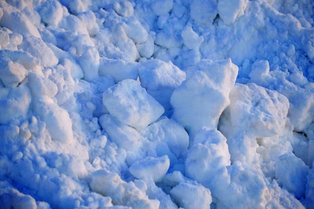 drifts: Snow Drifts and patterns in winter time Stock Photo