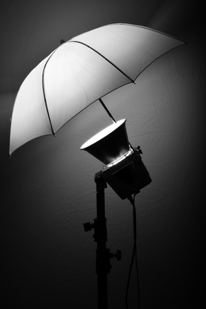 monolight: Photography studio flash strobe for light and picture taking