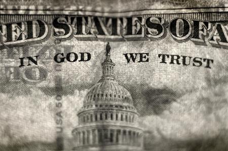 fifty dollar bill: Closeup of Fifty dollar bill $50
