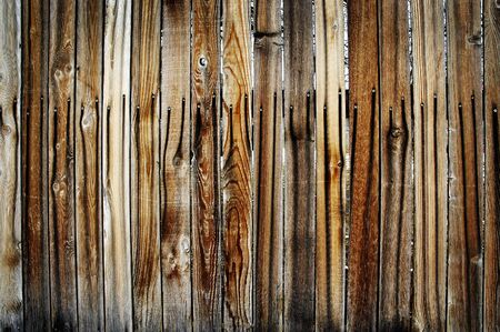 Wood texture rough textured planks of cut wooden boards Stock Photo