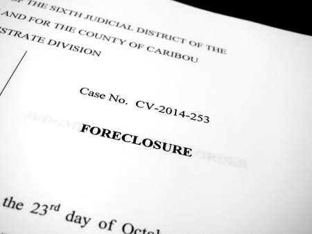 subpoena: Legal order decree from court law papers Stock Photo
