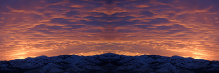 continue: Clouds in sky wilderness sunset or sunrise mountains