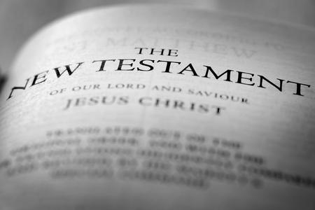 Bible New Testament Christian Teachings Gospel Imagens