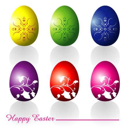 Easter Egg Color Set