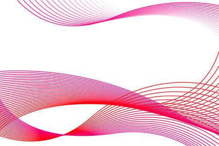 liner abstract design Illustration