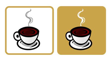 Coffee - Vector Illustration