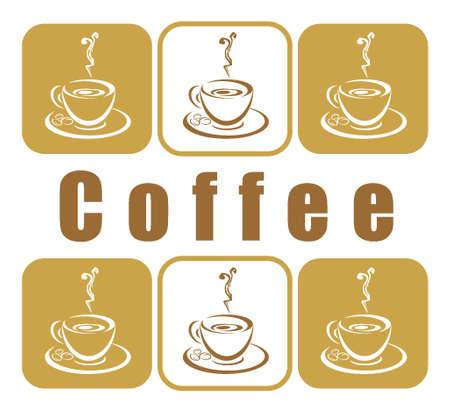 coffee: Coffee - Vector Illustration