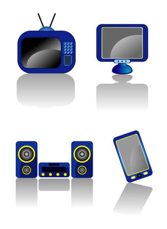 electrical appliances Stock Photo