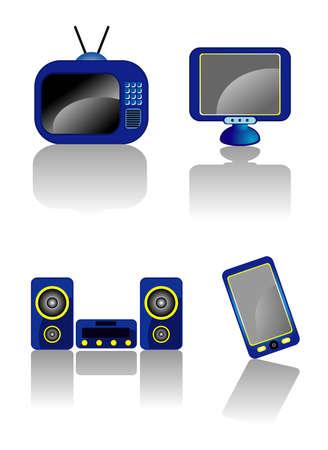les appareils �lectriques Vector