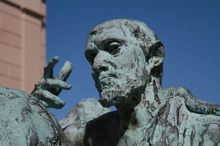 rodin: Rodin Burgers of Calais II