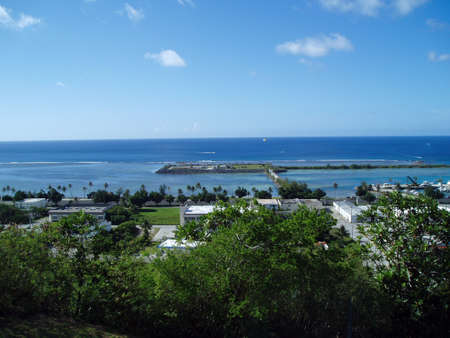 グアム南部海岸