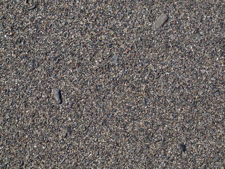 multi colored rock beach sand pebbles in Portland Maine good for backgrounds Stock Photo - 7495558
