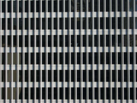 Modern Office building windows reflecting other buildings detail pattern. Good for patterns and backrounds. Stock Photo - 8538625