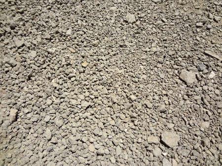 Gray Gravel Rocks Pattern of rocks of many sizes Stock Photo - 13900450