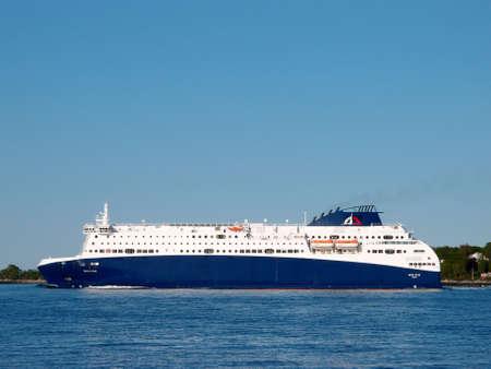 live entertainment: Portland, ME - 31 maggio: Nova Star Cruises naviga in portland, Stella Nova, per un'esperienza di viaggio divertente mai prima offerta, tra questi due entusiasmanti destinazioni di vacanza. Una variet� di opzioni uniche di ristoro, un casin�, centro benessere, un intrattenimento dal vivo
