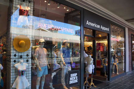 HONOLULU - AUGUST 7, 2014: An American Eagle Outfitters Store ...