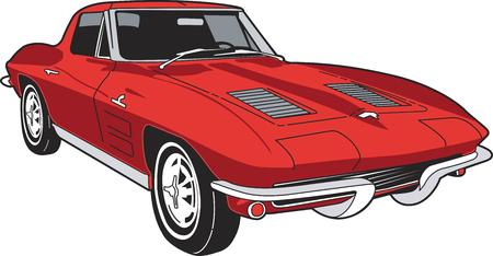 corvette: Corvette C2 Cabriolet