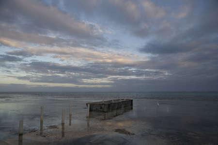on Ambergris Caye, Belize. Stock Photo - 4361330