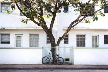 Art-Deco & Bike in Miami