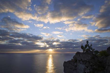 Sunrise @ Makapuu Lighthouse, Oahu