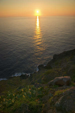 Makapuu Point Sunrise, Oahu, Hawaiian Islands photo
