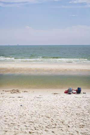 Wave Watching, Gulf Coast photo
