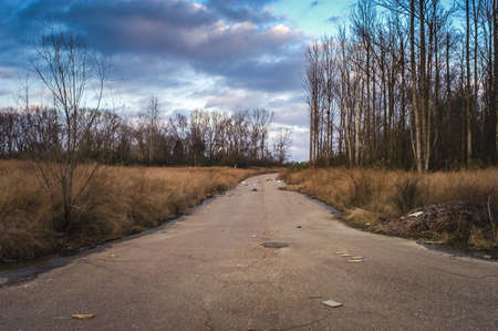 nowhere: Road to Nowhere