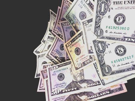 Money in dollar