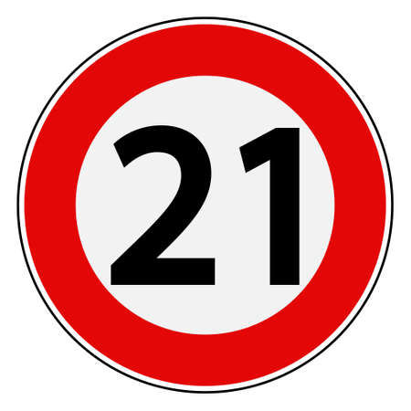 Speed limit 21