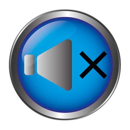 No sound button