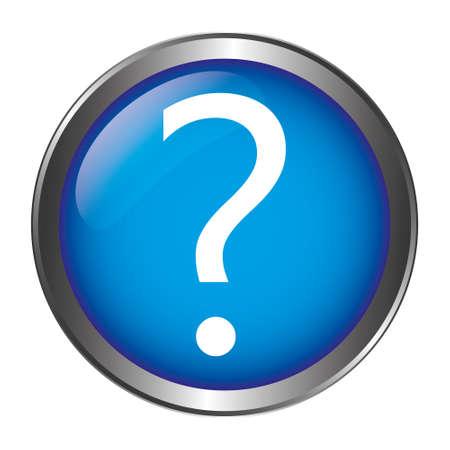 Botón de signo de interrogación