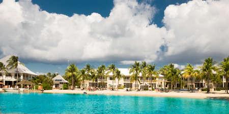 Kaibo beach by the Caribbean sea on Grand Cayman, Cayman Islands