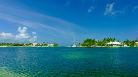 Bio-Luminescent Bay in the Caribbean sea, Grand Cayman 版權商用圖片