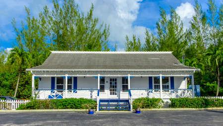 Grand Cayman, Cayman Islands Nov 2017, Coldwell Banker real estate company.