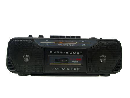 Radio isolated on white background Stock Photo - 6178925