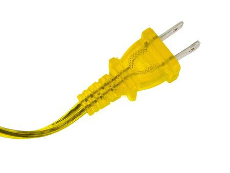 power cables: Electrical plug