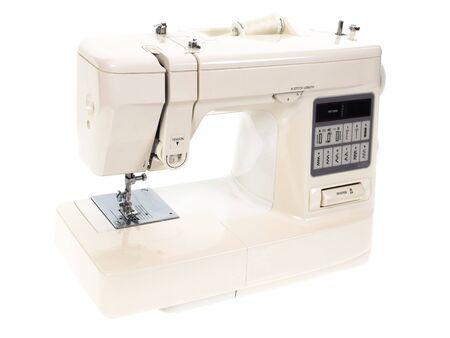 m�quina: M�quina de coser  Foto de archivo