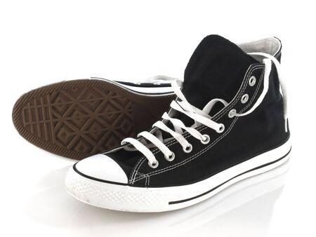 Vintage sneakers photo