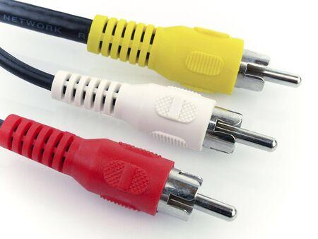 rca: Audio wire