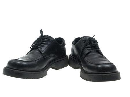 moonwalk: black shoes